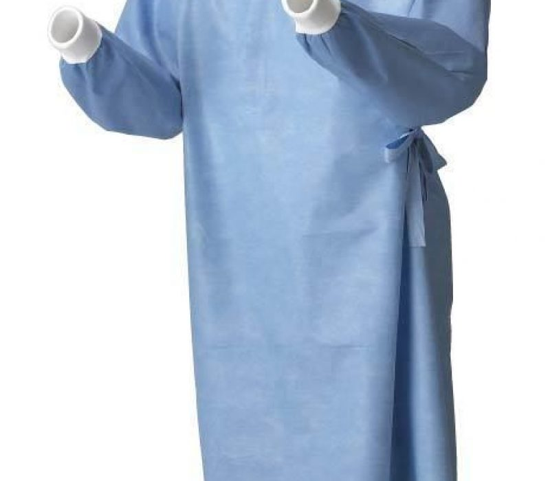 disposable-surgical-gown-'