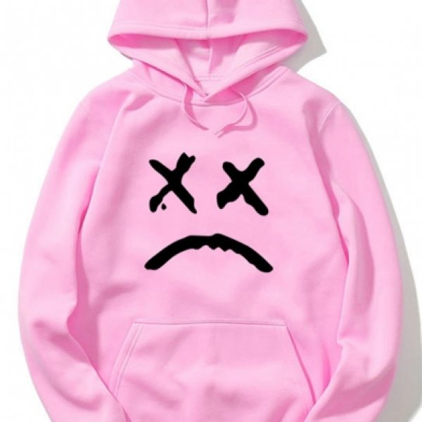 sad-face-letter-print-long-sleeve-loose-hoodie-with-pocket_1540262526909